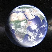 Earth Planet 3D Wallpaper Pro