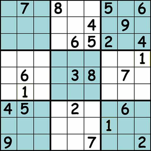 Sudokus - Number Puzzles (game)