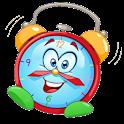 Talking alarm! icon