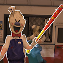 The Granny Scary Ice Cream icon