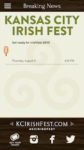 KC Irish Fest- screenshot thumbnail