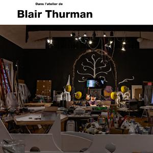 Blair Thurman, Numero