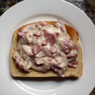Chipped Beef Gravy.