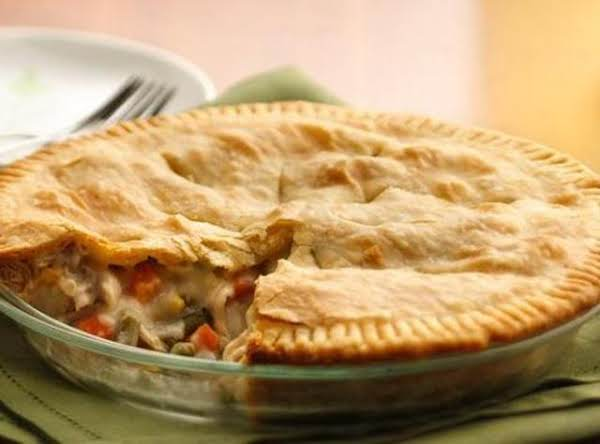 Classic Chicken Pot Pie Recipe