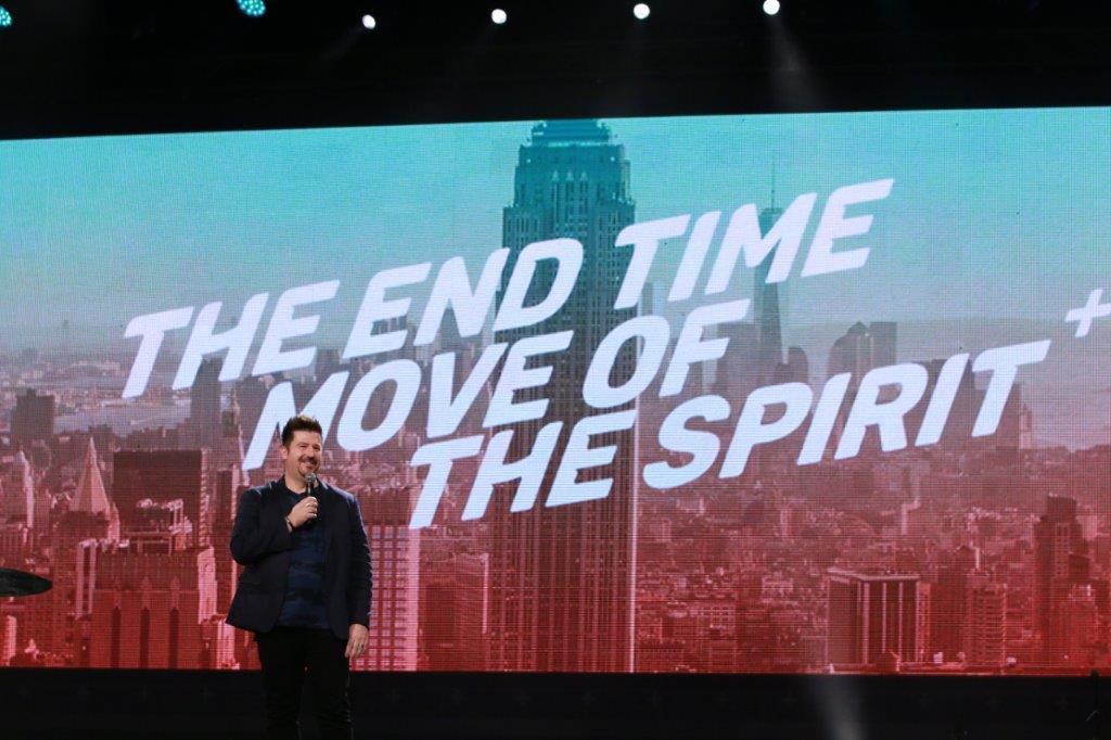 Moving With The Spirit Of God: Derek Dunn – City News