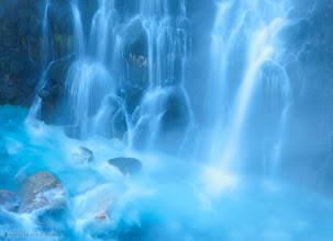Photo: Shirohige Falls - Literally White-Beard Falls.