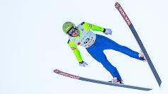 Nordisk kombineret: VM - skihop, lille bakke, direkte