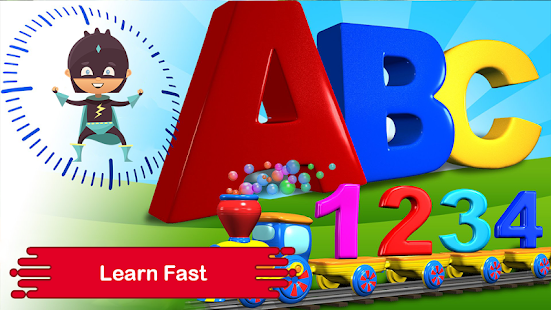 Learn ABC Game – Alphabet Tracing & Phonics for PC-Windows 7,8,10 and Mac apk screenshot 2