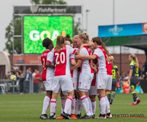 """Grote sponsor Ajax wil zich focussen op ... vrouwen: """"Vooravond van een grote stap"""""""