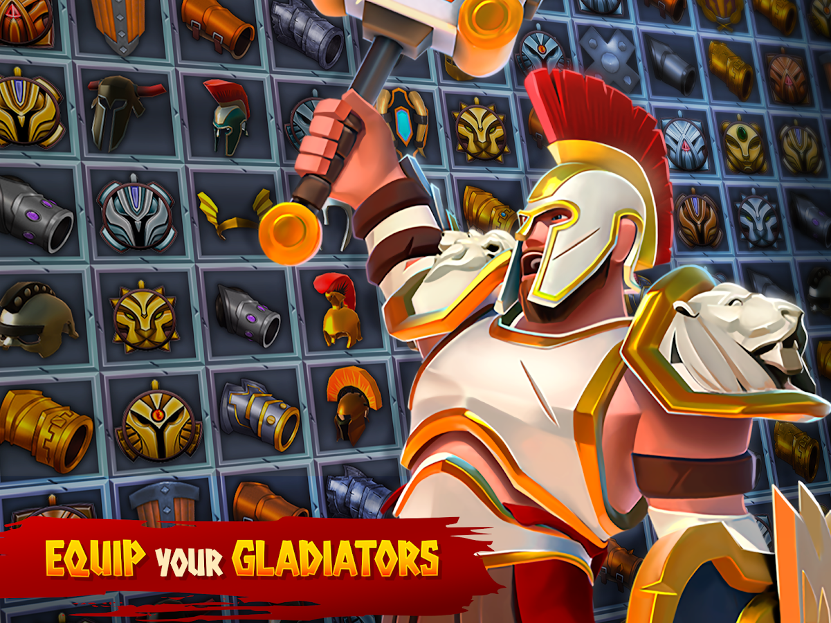 Gladiator Heroes- screenshot