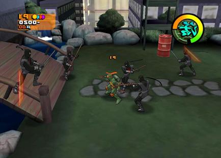 Turtles shadows ninja - náhled