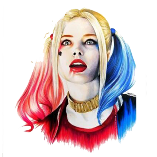 App Insights: Harley Quinn Wallpaper 4K