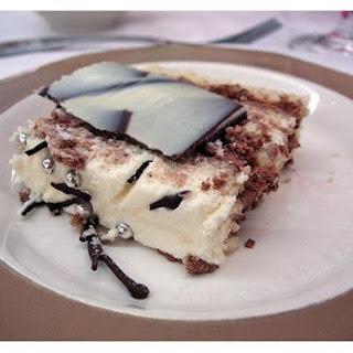 Mulberry Chocolate Dessert.