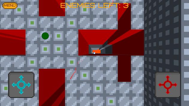 Laser Shooter - Clash Saga apk screenshot
