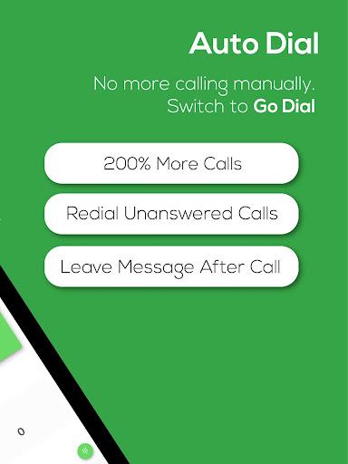 GoDial Automatic Call Dialer, CRM & Bulk Messenger screenshots 10