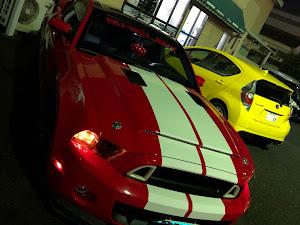 シェルビー 2011年式 GT500のカスタム事例画像 うきょしさんの2020年02月15日12:39の投稿