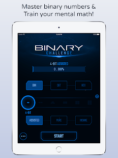 Binary Challenge™  Binary Game- screenshot thumbnail