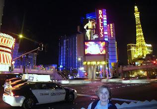 Photo: Las Vegas gecelerine aktık!