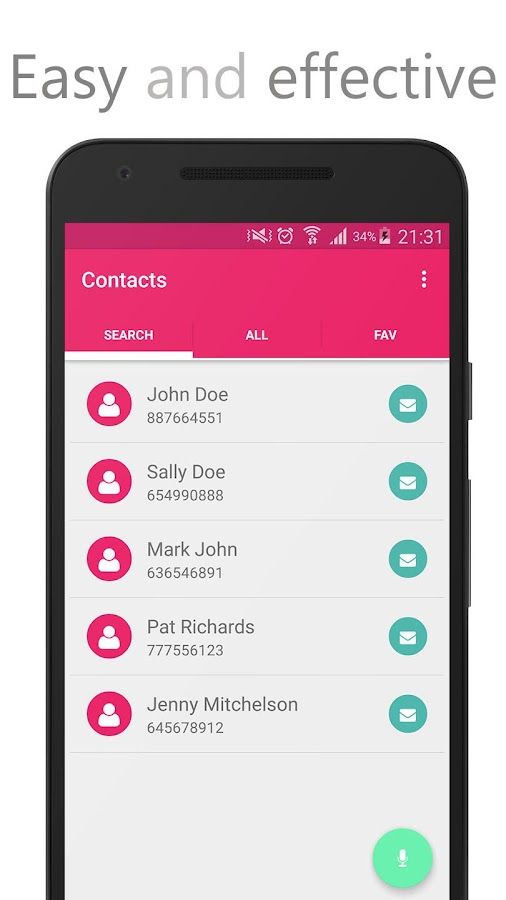 Voice Dialer- screenshot