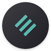 A Swift Dark Substratum Theme APK