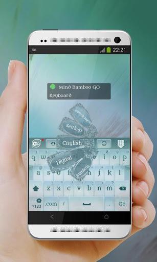 玩免費個人化APP 下載心靈竹 GO Keyboard app不用錢 硬是要APP