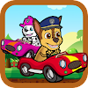 Paw Animal Racing Patrol
