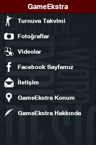 GameEkstra Turnuva Portalı