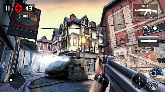 Dead Trigger 2 Mod Apk + OBB Data 1.6.6 (Unlimited Ammo + No Reload) 3