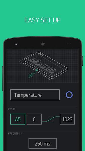 Blynk - IoT for Arduino, ESP8266/32, Raspberry Pi screenshot 2