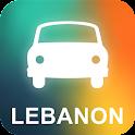 Lebanon GPS Navigation icon