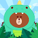 JUNGLE PANG - LINE Friends - Androidアプリ