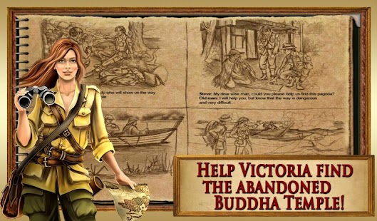 Victoria in Asia Hidden Object- screenshot thumbnail