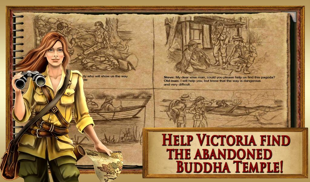 Victoria in Asia Hidden Object- screenshot
