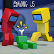 Addon Among Us [Mod + Skins 4D] for Minecraft PE per PC Windows