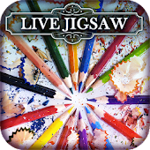 Live Jigsaws - Clutter Craze