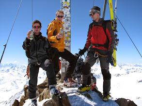 Photo: Zleva Honza, Frenk a Miro