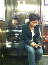 Photo: The S train?