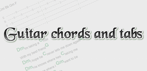 Guitar chords and tabs - Apps on Google Play