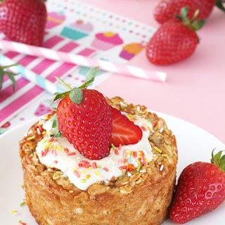 Funfetti Cake Baked Oatmeal