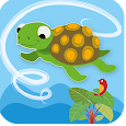 Interactive story for children in Arabic apk