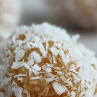 Qumbe (East African Coconut Candy).