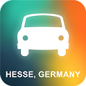 Hesse, Germany GPS Navigation icon
