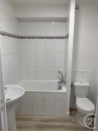 Location appartement 2 pièces 26,25 m2