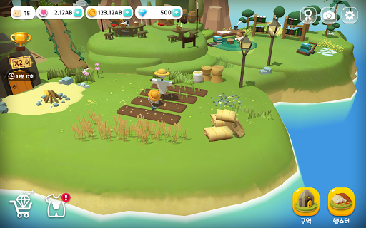 Hamster Village 1.0.4 screenshots 14
