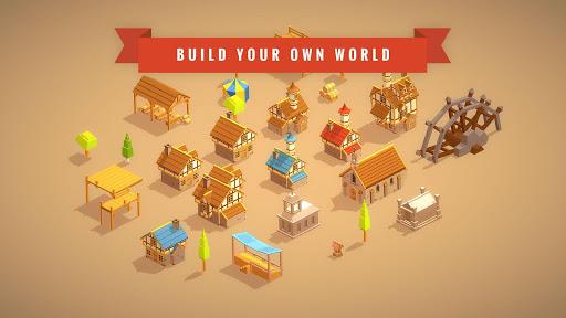 Pocket Build - Ultimate sandbox building modavailable screenshots 10