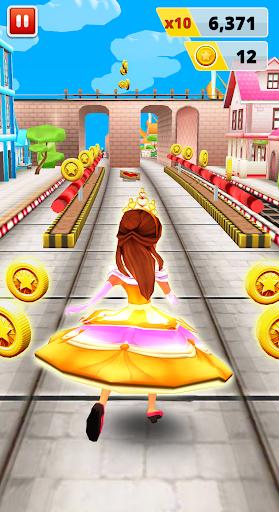 Princess Run Game apkpoly screenshots 6