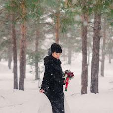 Wedding photographer Darya Potapova (potapova). Photo of 07.12.2017
