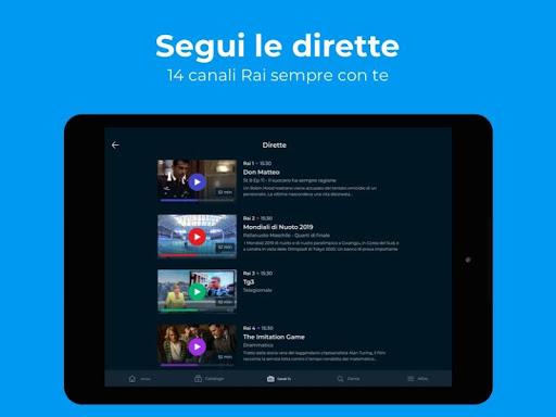 RaiPlay screenshot 15