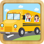 Kids Preschool Game Icon