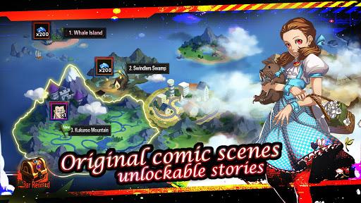 Télécharger Gratuit Nen Striker  APK MOD (Astuce) screenshots 2